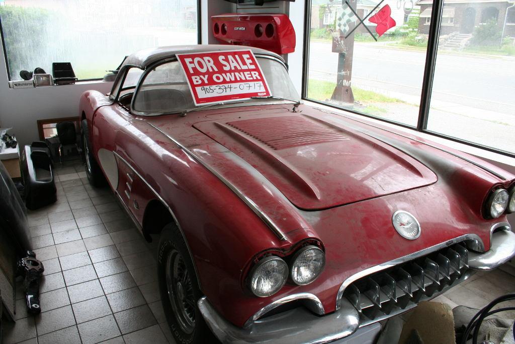 1961 Corvette For Sale >> Climax Corvettes - Used Corvette Parts